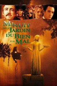 """Affiche du film """"Minuit dans le jardin du bien et du mal"""""""