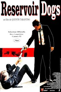 "Affiche du film ""Reservoir Dogs"""