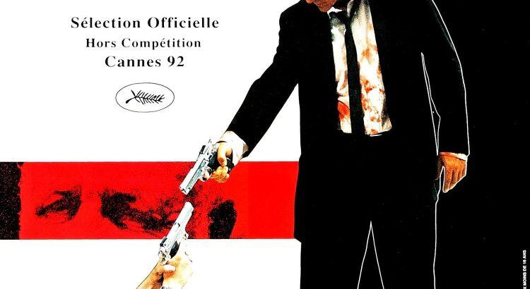"Affiche du film ""Reservoir Dogs"""