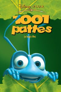 """Affiche du film """"1001 pattes"""""""