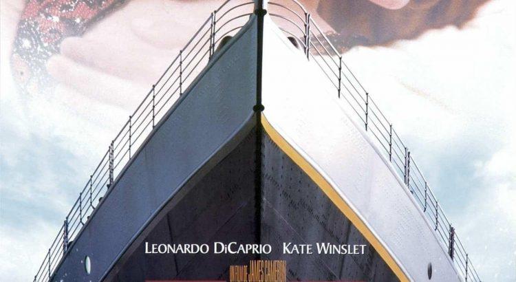"Affiche du film ""Titanic"""