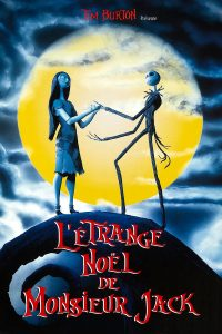 """Affiche du film """"L'Étrange Noël de monsieur Jack"""""""