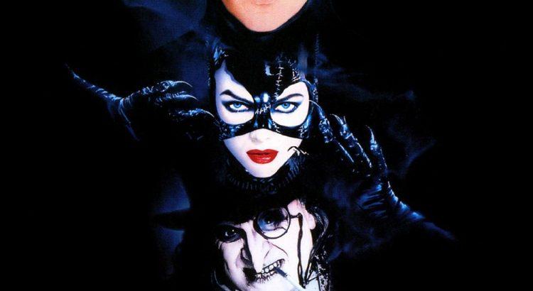 """Affiche du film """"Batman, le défi"""""""