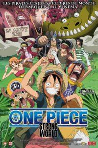 """Affiche du film """"One Piece: Strong World"""""""