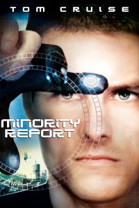 "Affiche du film ""Minority Report"""