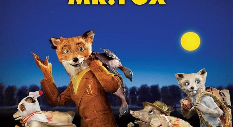"Affiche du film ""Fantastic Mr. Fox"""