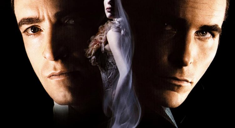 """Affiche du film """"Le prestige"""""""