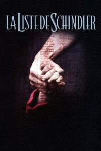 """Affiche du film """"La liste de Schindler"""""""