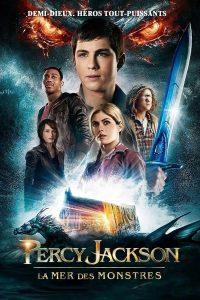 """Affiche du film """"Percy Jackson : La Mer des monstres"""""""