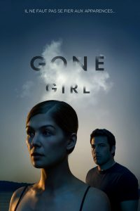 "Affiche du film ""Gone girl"""