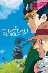 """Affiche du film """"Le Château ambulant"""""""