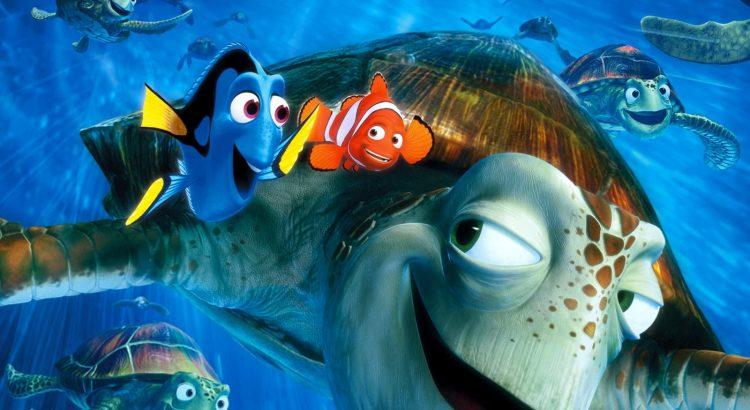 """Affiche du film """"Le Monde de Nemo"""""""