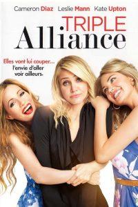 """Affiche du film """"Triple alliance"""""""