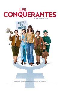 """Affiche du film """"Les Conquérantes"""""""