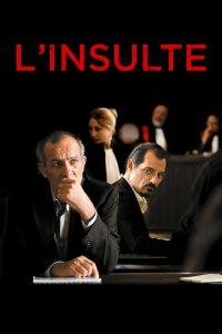 """Affiche du film """"L'Insulte"""""""