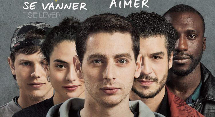 """Affiche du film """"Patients"""""""