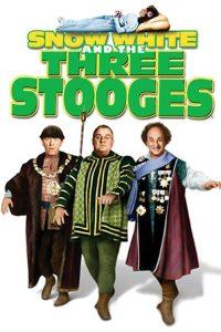 """Affiche du film """"Blanche Neige et les Trois Stooges (1961)"""""""