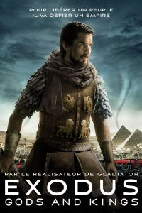 "Affiche du film ""Exodus, Gods and Kings"""