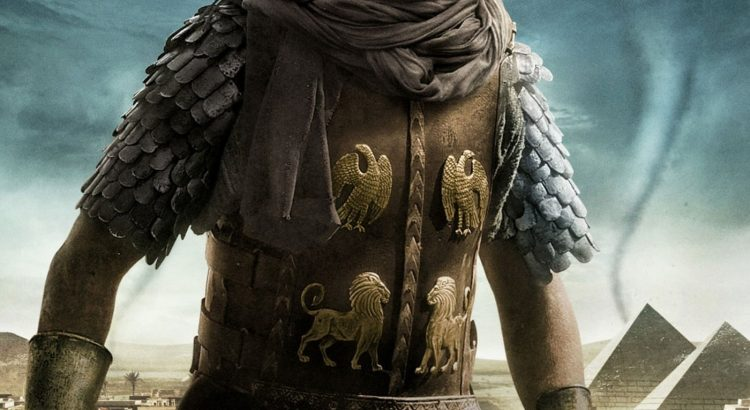 "Affiche du film ""Exodus, Gods and Kings"""