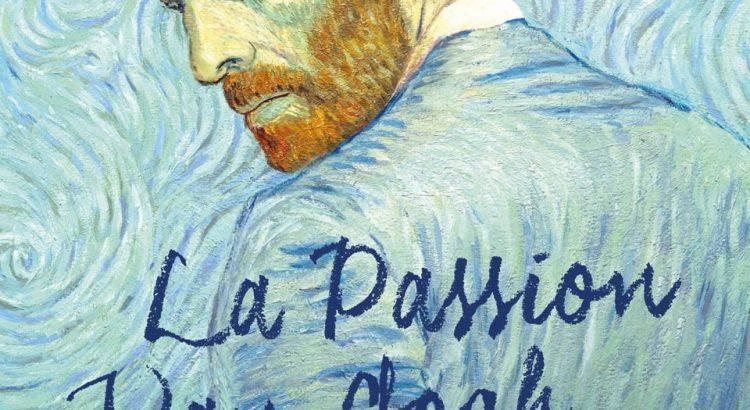 """Affiche du film """"La Passion Van Gogh"""""""