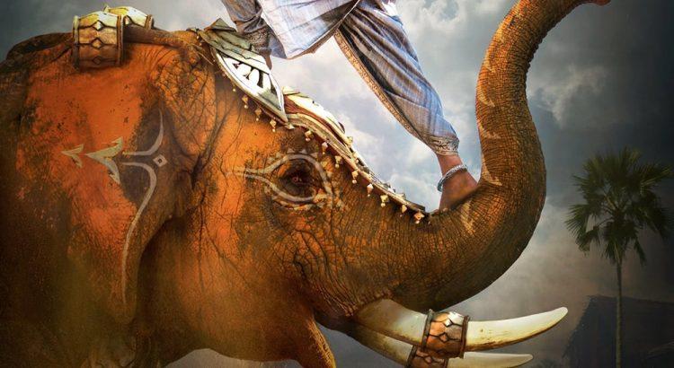 """Affiche du film """"La Légende de Baahubali : 2ème Partie"""""""