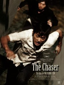 "Affiche du film ""The Chaser"""