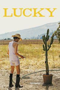 "Affiche du film ""Lucky"""