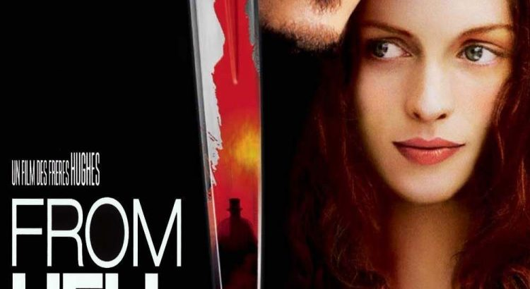 """Affiche du film """"From Hell"""""""