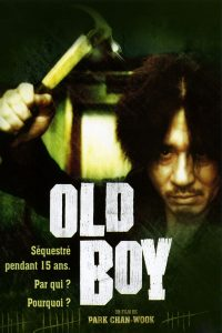 "Affiche du film ""Old Boy"""