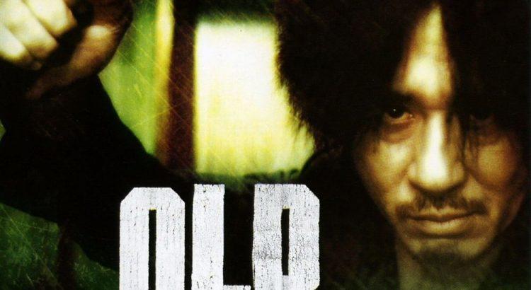 "Affiche du film ""Old Boy"""