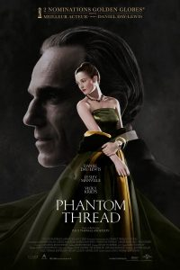 "Affiche du film ""Phantom Thread"""