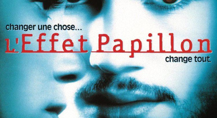 """Affiche du film """"L'Effet papillon"""""""