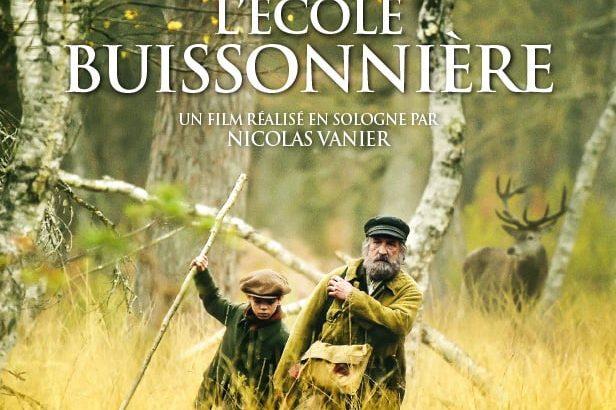 """Affiche du film """"L'École Buissonnière"""""""