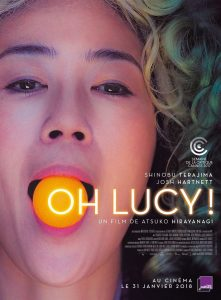 "Affiche du film ""Oh Lucy!"""