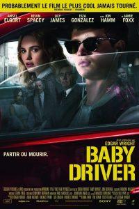 """Affiche du film """"Baby Driver"""""""