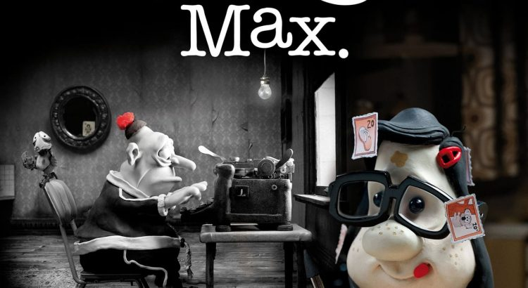"Affiche du film ""Mary et Max."""