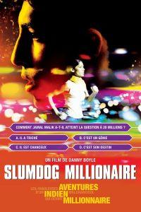 """Affiche du film """"Slumdog Millionaire"""""""