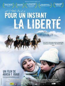 """Affiche du film """"Pour un instant, la liberté"""""""