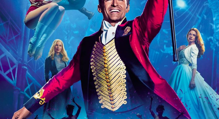 "Affiche du film ""The Greatest Showman"""