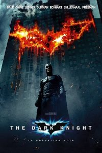 "Affiche du film ""The Dark Knight : Le Chevalier noir"""
