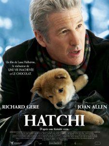 """Affiche du film """"Hatchi"""""""