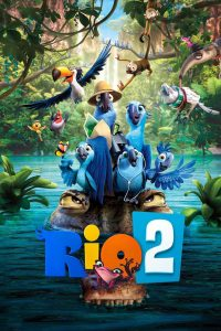 "Affiche du film ""Rio 2"""