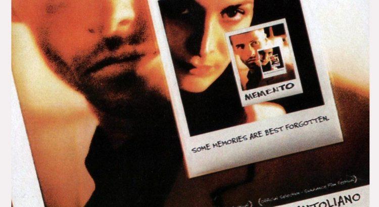 """Affiche du film """"Memento"""""""