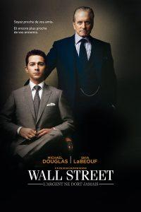 """Affiche du film """"Wall Street : L'argent ne dort jamais"""""""