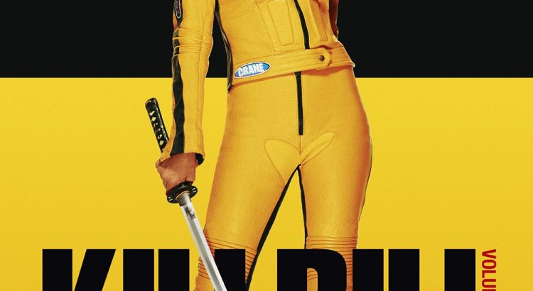 "Affiche du film ""Kill Bill : Volume 1"""