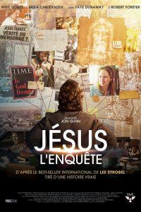 """Affiche du film """"Jésus, l'enquête"""""""