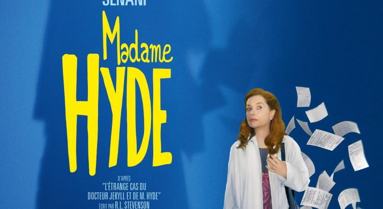 "Affiche du film ""Madame Hyde"""