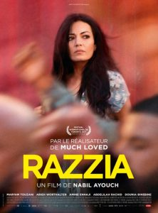 "Affiche du film ""Razzia"""