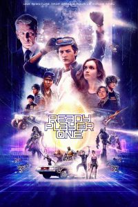"Affiche du film ""Ready Player One"""