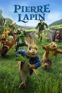 """Affiche du film """"Pierre Lapin"""""""